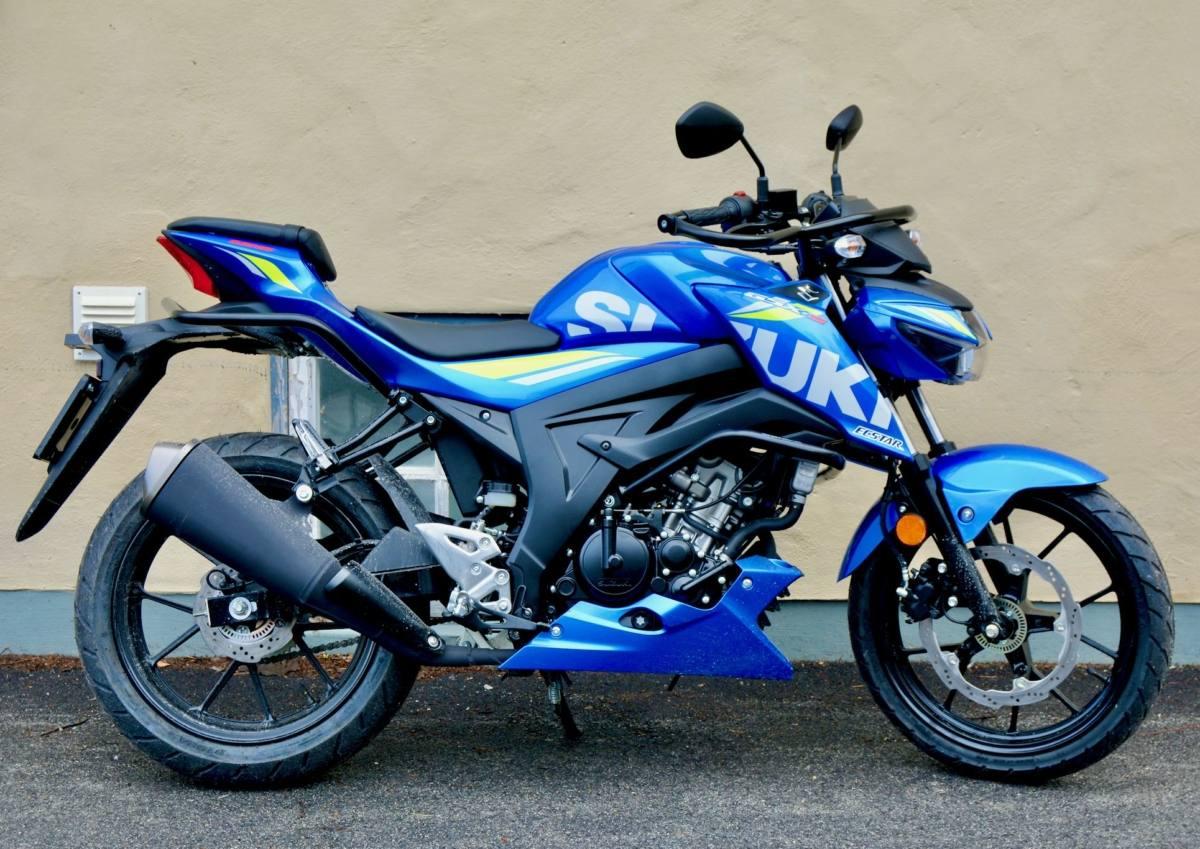 Suzuki GSX-S125X (A1)
